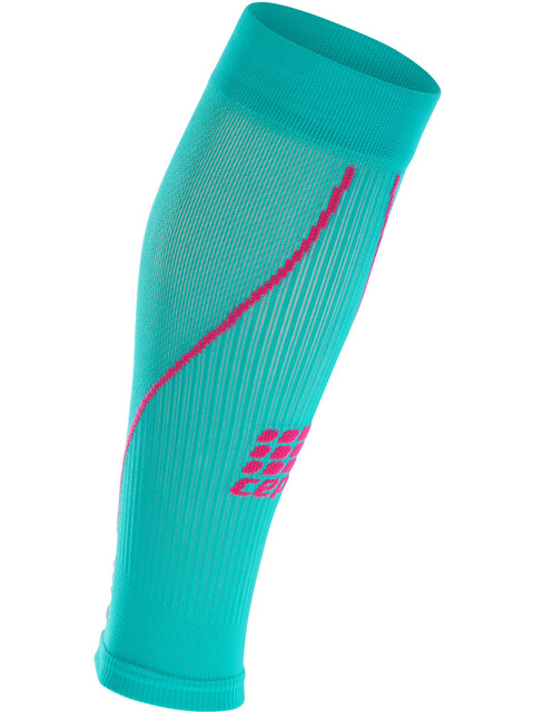 cep Pro+ 2.0 Calf Sleeves Women lagoon/pink
